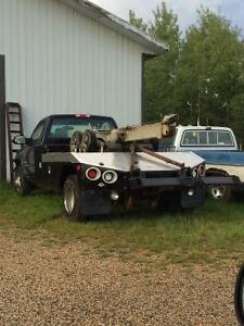 2003 Gmc tow truck w/ jerrdan wrecker