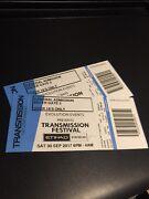 Transmission Tickets Docklands Melbourne City Preview