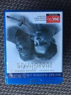 The shawshank redemption Blu Ray