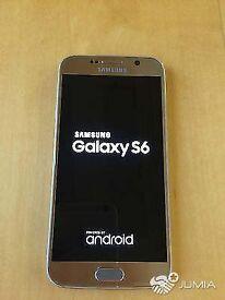 Samsung galaxy s6 gold 32gb