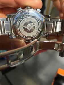 Stuhrling Diamond Studded Watch Downtown-West End Greater Vancouver Area image 3