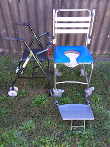Mobility Walker & Shower Commode Chair Burleigh Waters Gold Coast South Preview