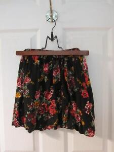 Extra Small Floral Skirt
