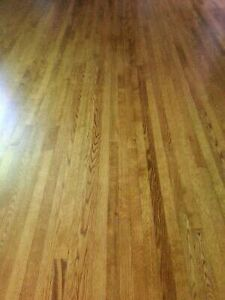 floor sanding and finishing 438-346-1770 West Island Greater Montréal image 7