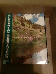 Elemental Geosystems 7th edition