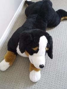 Brand new with tags large plush dog stuffed toy London Ontario image 7