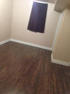 Basement rent immediately near chinquesy and William pkwy