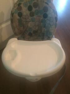 Safety first. Feeding seat for baby/toddler