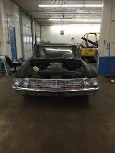 1962 Ford Galaxie  4 door