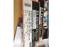 2 X Ed Sheeran tickets Cardiff Sat 23rd June