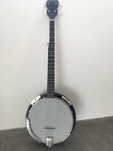 Fender 4 String Banjo Surry Hills Inner Sydney Preview