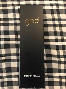 Ghd platinum hair straightener East Melbourne Melbourne City Preview