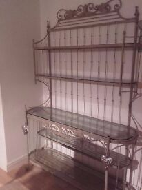 Beautiful Glass display cabinet