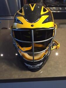 Field and Box Lacrosse Protective Gear (like new)