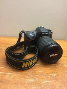 Nikon D7100 18 - 140mm Lens - Mint Condition - With two free bag