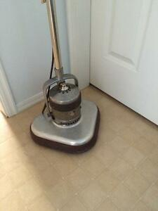 vintage floor polisher