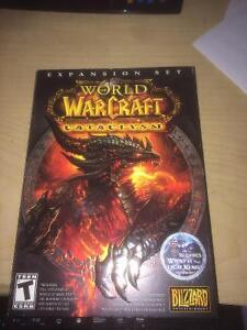 World of Warcraft expansion Cataclysm US