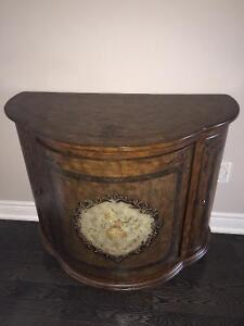 Hooker decorative console