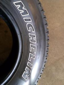 P265/70R17 MICHELIN LTX  fALL SEASON TIRE  FORD F_150 ALMOST BRAND NEW FOR SALE