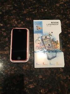 iPhone 5c - pink - 32gb