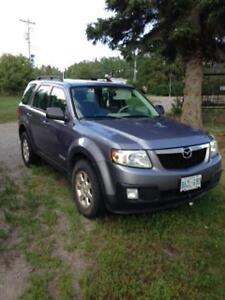 2008 Mazda Tribute SUV, Crossover