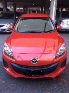 2012 Mazda 3 Sedan **12 MONTH WARRANTY** West Perth Perth City Area Preview