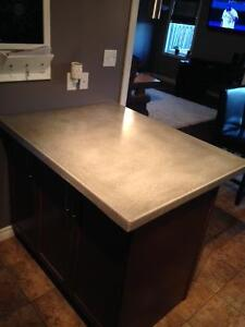 Concrete Countertops and Tables for Sale! London Ontario image 1