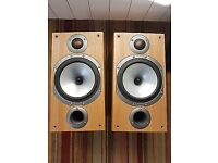 Monitor audio br2 bookshelf speakers