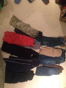 Boys 3T lot of clothing Kawartha Lakes Peterborough Area image 1