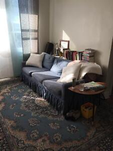 BRIGHT 3 1/2 APARTMENT FOR SUBLET JUN-AUG