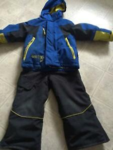 Boys size 10 XTMN ( Monster) Snow Suit