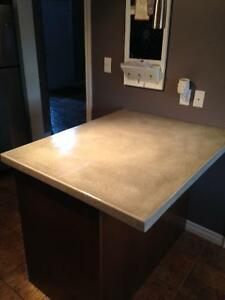 Concrete Countertops and Tables for Sale! London Ontario image 2