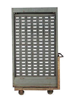 Vintage Industrial Cabinet Ebay