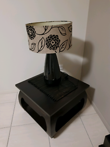 Lamp Table and lamp Thornlands Redland Area Preview