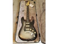 Fender FSR American Professional Stratocaster HSS Silverburst, Absoloutley mint