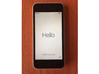 iPhone 5c 16gb Factory Unlocked White Lovely Condition