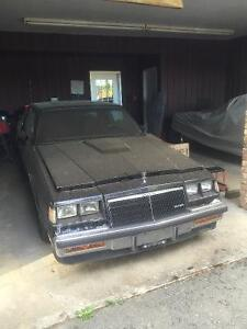 84 Buick Regal t-type