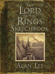 The-Lord-of-the-Rings-Sketchbook-Portfolio-by-Alan-Lee-J-R-R-Tolkien