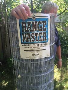 Range Master Welded Utility Fence