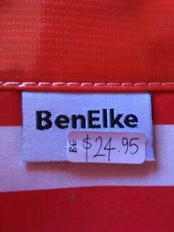BenElke Oil Cloth Chair Bag