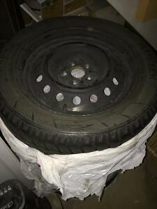 Brand New Winter Tires & Rims