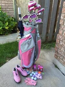 Golf clubs, shoes & more