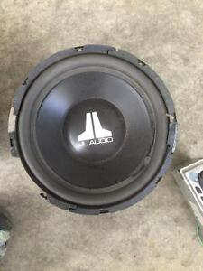 Car stereos / speakers