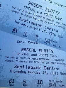 Rascal Flatts Rhythm and Roots Halifax