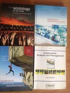 NAIT & Grant MacEwan College multiple business/technology books