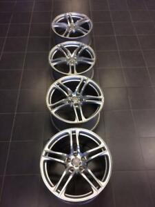 """Audi R8 19"""" staggered wheel set 4.2 V8  / 5.2 V10"""