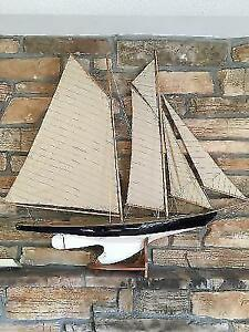 Sailboat decor in like new condition London Ontario image 1