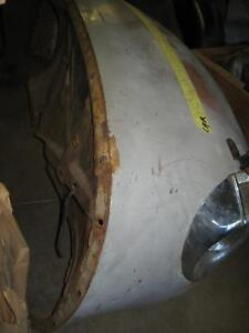 Western 1940 Ford car drivers side front fender, sell or trade London Ontario image 2