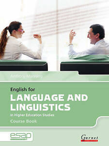 English for Language and Linguistics in Higher Education Studies by Anthony...