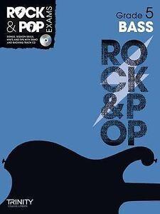 Trinity Rock & Pop Bass Grade 5 by Trinity College London (Mixed media product,